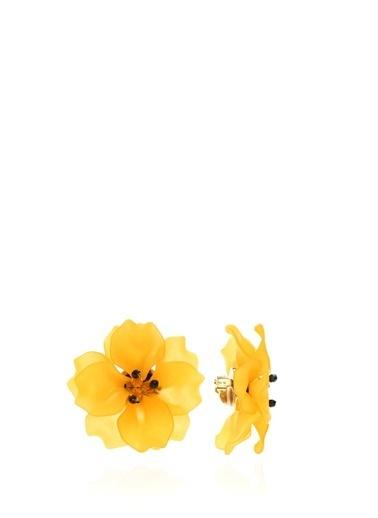 Ken Samudio Küpe Sarı
